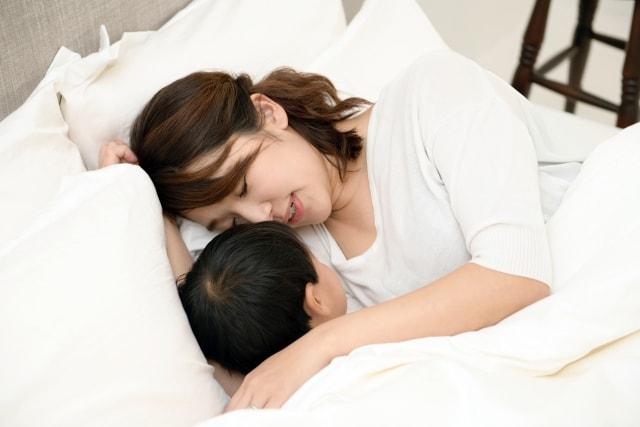 母乳量を増やす方法⑥よく寝る、昼寝もする