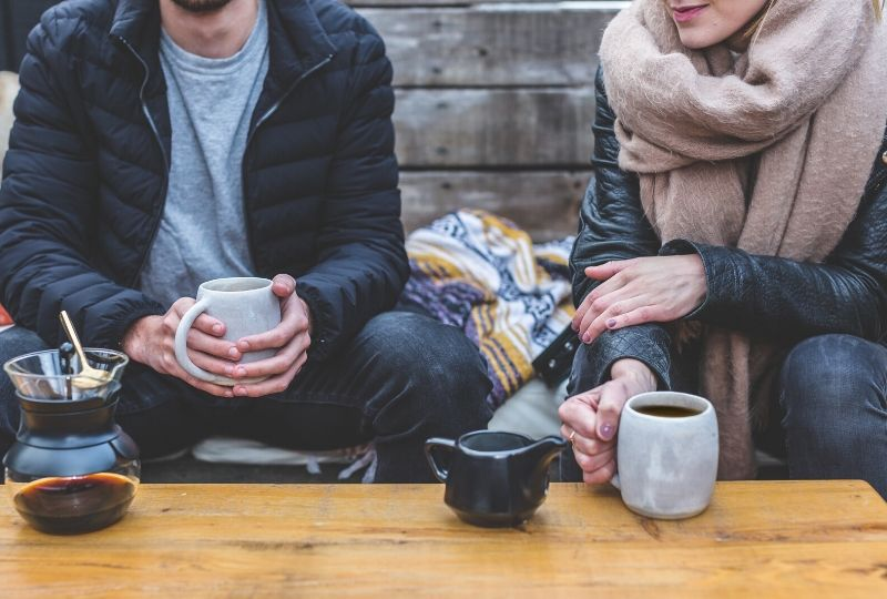 妊娠報告をする前の準備:夫婦でよく話し合う